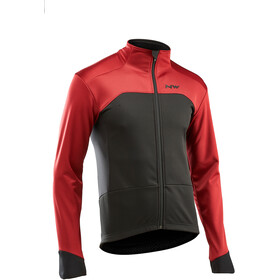Northwave Reload Jacket Selective Protection Men, red/black
